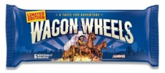 "Печенье ""Wagon Wheels"" Jammie 228гр (24)"